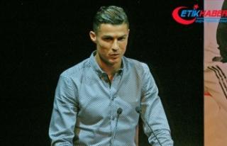 İspanya'dan Cristiano Ronaldo'ya 'efsane'...