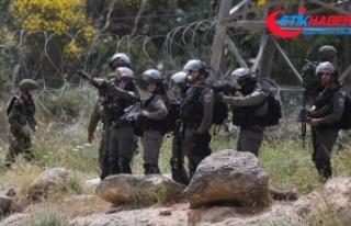 İsrail güçleri Batı Şeria'da 23 Filistinliyi...
