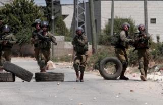 İsrail güçleri gece baskınlarında 11 Filistinliyi...