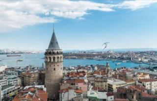 İstanbul Avrupa'nın en misafirperver şehri...