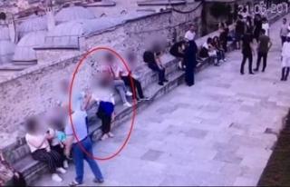İstanbul'da küçük çocuklara hırsızlık...