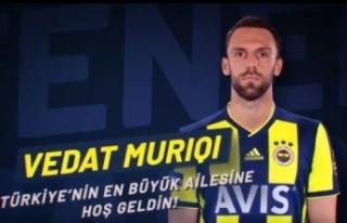 İşte Fenerbahçe'nin yeni transferi Vedat Muriç