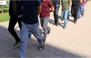 Silah ticareti yapan 48 şahıs yakalandı