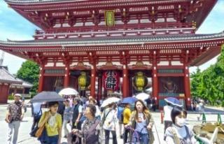 Japonya'da sıcak havalar nedeniyle 11 kişi...