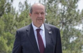 KKTC Başbakanı Tatar'dan AB'ye sondaj...