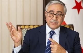 KKTC Cumhurbaşkanı Akıncı: Kıbrıs'ta barıştan...
