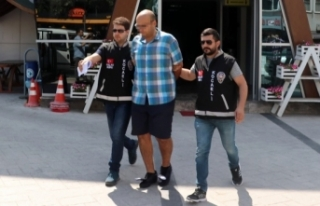 Marketteki kadınlara dadanan sapık tutuklandı
