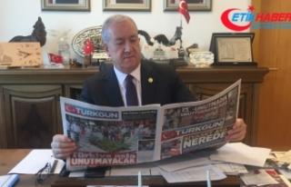MHP'li Durmaz: Terörün eteğine tutunanlar...