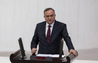 MHP'li Akçay: CHP; HDP, PKK ve FETÖ'nün kuyruğuna...