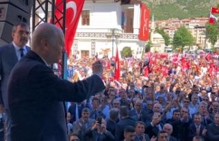 MHP Lideri Bahçeli: Suriye'nin kuzeyinde acilen...