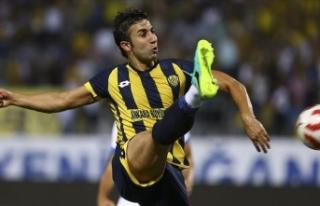 MKE Ankaragücü'nde Alihan Kubalas ile 1 yıllık...