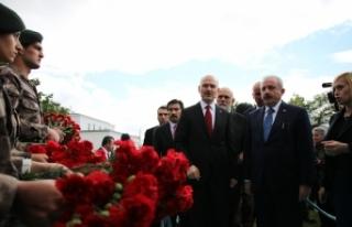 Özel Harekat Başkanlığını ziyaret ettiler