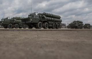 Rusya Çin'e S-400 sevkiyatının ikinci etabına...