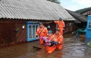 Rusya'da sel 12 can aldı
