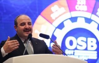 'Son 15 yılda hayata geçirdiğimiz OSB sayısı...