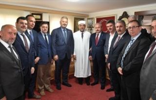 TBMM Başkanı Şentop: Türkiye vatandaşların haklarına...