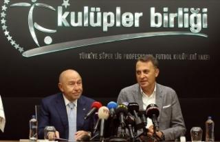 TFF Başkanı Özdemir: Kulüp Lisans Talimatı Türk...