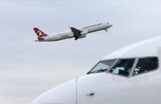 THY bayramda 1 milyon 250 bini aşkın yolcu taşıyacak