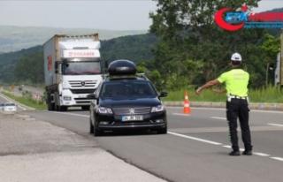 'Trafik' konusu 81 ilde masaya yatırıldı