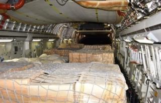 Türkiye, Afganistan'a 4,5 milyon dolarlık askeri...