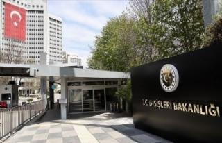 Türkiye'den Washington Post'a tepki