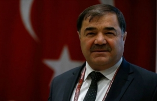 Türkiye Güreş Federasyonu Başkanı Aydın: Hedefimiz...