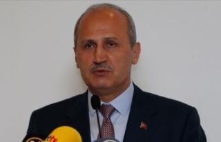 Ulaştırma ve Altyapı Bakanı Turhan: İki stratejik...