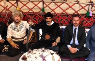 Ülkü Ocakları Genel Başkanı Sinan Ateş Doğu...