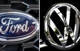 Volkswagen ve Ford'dan 'otonom ve elektrikli...
