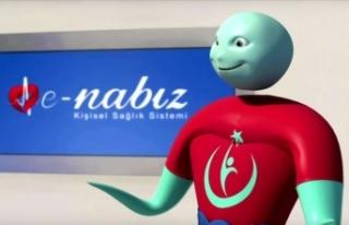 Yapay zeka temelli beslenme uygulaması e-Nabız'a...