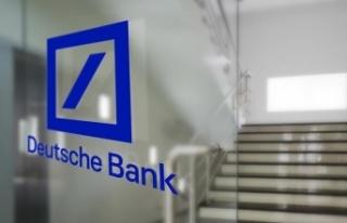 Yeniden yapılandırılacak Deutsche Bank'tan...