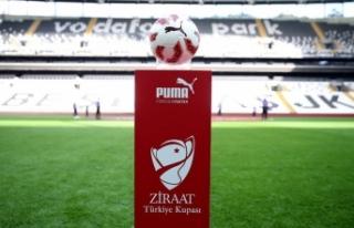 Ziraat Türkiye Kupası 4. tur maçlarının programı...