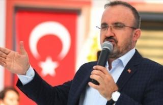 AK Parti Grup Başkanvekili Turan: CHP, bugün HDP'nin...
