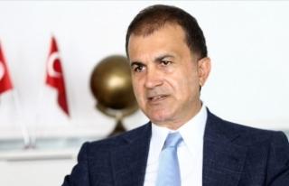 AK Parti Sözcüsü Çelik: Belediye başkanları...