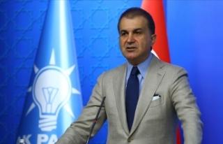 AK Parti Sözcüsü Çelik: Bu ölçekte bilgisizlik...