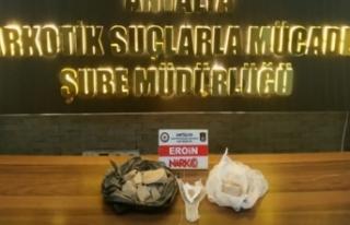 Antalya'da uyuşturucu operasyonu: 112 şüpheli...