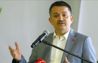 Bakan Pakdemirli'den Kurban Bayramı uyarısı