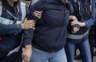Belediyede PKK adına faaliyet yürüten 9 kişi gözaltına...