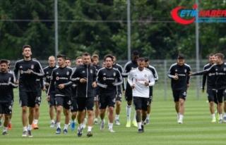 Beşiktaş'ın Sivas kadrosu belli oldu
