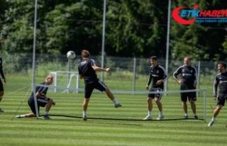 Beşiktaş ligin ilk maçına eksik çıkacak