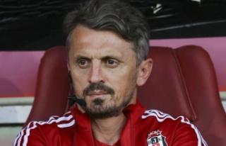 Beşiktaş Yardımcı Antrenörü Orhan Ak istifa...
