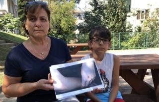 Beykoz'da vatandaşlar köpek saldırılarına...