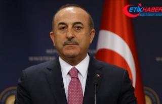 Çavuşoğlu: Güvenli bölge mutabakatında detaylandırılması...
