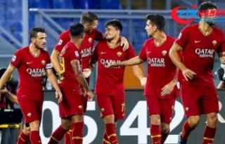 Cengiz Ünder Roma adına sezonun ilk golünü attı