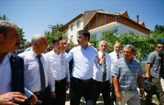 'Denizli'de 250 konut inşaatına başlıyoruz'