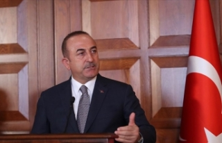 Dışişleri Bakanı Çavuşoğlu: İsrail'de...