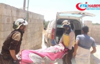 Esad rejiminden İdlib'e hava saldırısı: 4 ölü,...