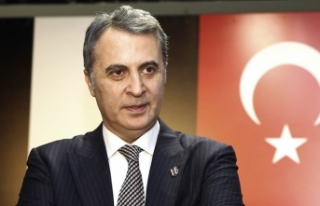Beşiktaş Kulübü Başkanı Fikret Orman'dan...