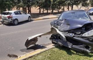 Gaziantep'te adres sorma kazası: 3 yaralı