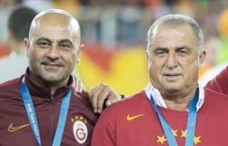 Galatasaray'da Hasan Şaş görevi bıraktığını...